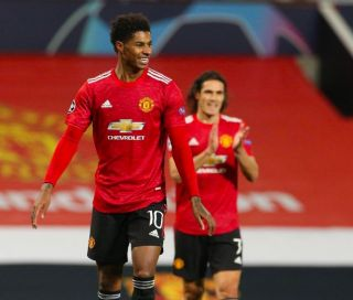 Rashford Does Something Only Ever Matched By Solskjaer For Man United
