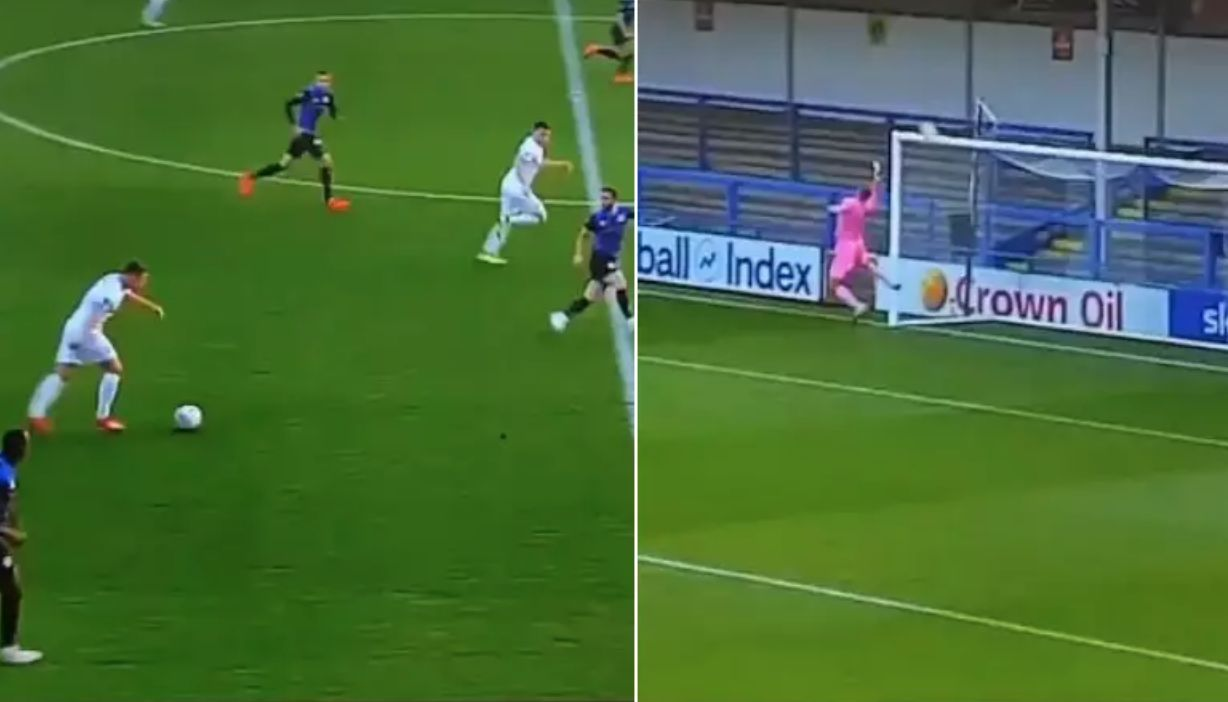 Wayne Rooney's younger brother scores screamer reminiscent ...