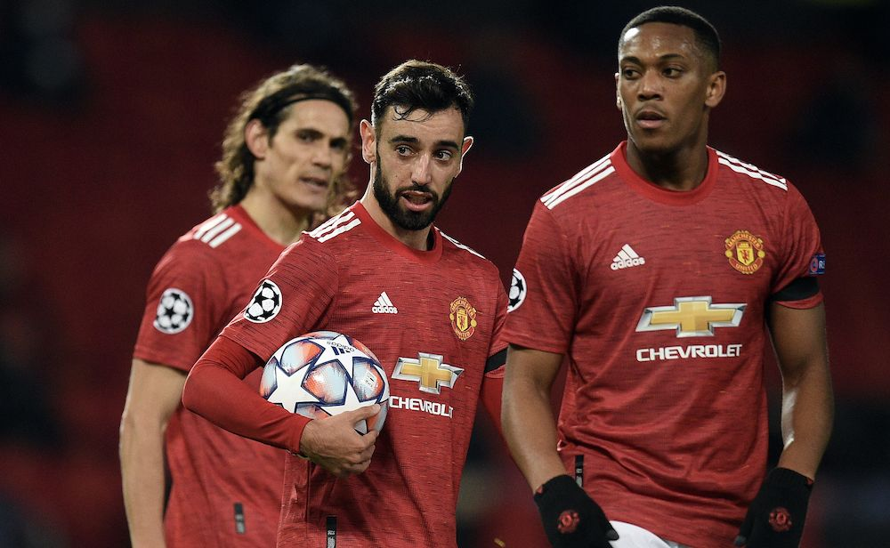 Man United Player Ratings Vs Istanbul Magical Bruno Fernandes Nudges Reds Closer To Knockout Rounds