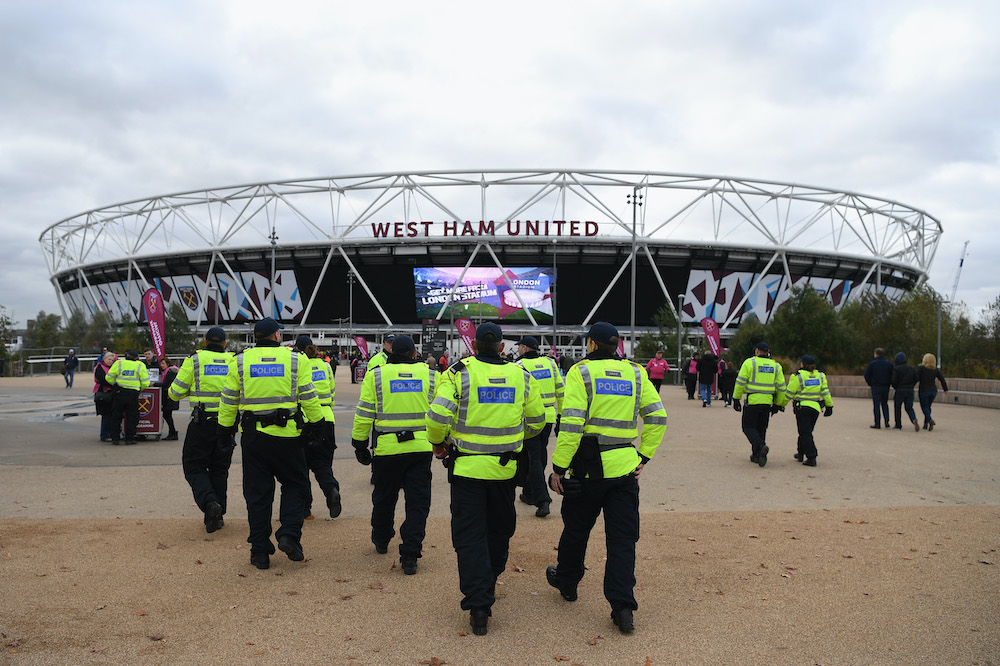 Manchester City West Ham